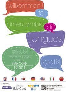 intercambio idiomas sevilla