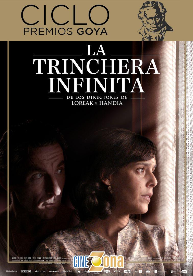 LA TRINCHERA INFINITA LUNES 20